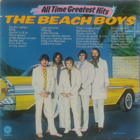 The Beach Boys - All Time Greatest Hits