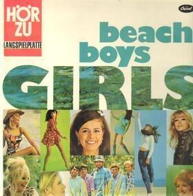 The Beach Boys - Beach Boys' Girls