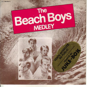 The Beach Boys - Beach Boy's Medley / God Only Knows