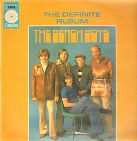 The Beach Boys - The Definite Album
