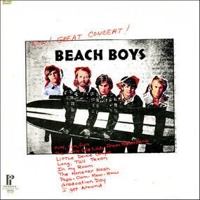 The Beach Boys - Wow! Great Concert!