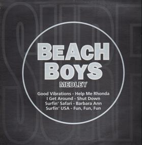The Beach Boys - Medley