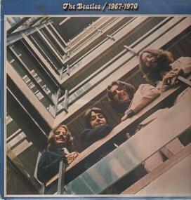 The Beatles - 1967 - 1970, Blue Album