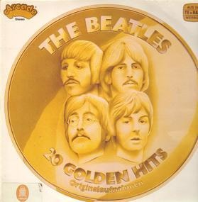 The Beatles - 20 Golden Hits