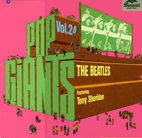 The Beatles - Pop Giants Vol. 24 (Feat.Tony Sheridan)