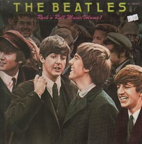 The Beatles - Rock 'N' Roll Music Vol. 1