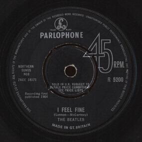 The Beatles - I Feel Fine