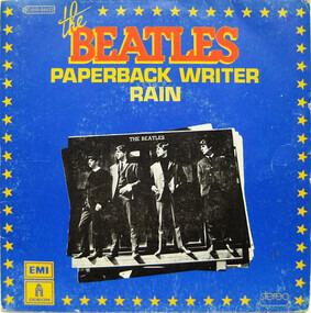 The Beatles - Paperback Writer / Rain