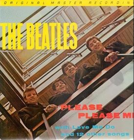 The Beatles - Please Please Me