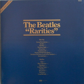 The Beatles - Rarities