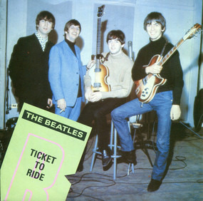 The Beatles - Ticket To Ride