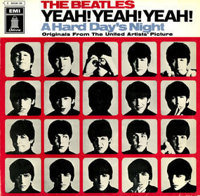 The Beatles - Yeah! Yeah! Yeah! - A Hard Day's Night