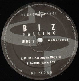 the biz - Falling (Remixes)