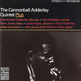 Cannonball Adderley - Plus