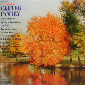 The Carter Family - The Famous Carter Family