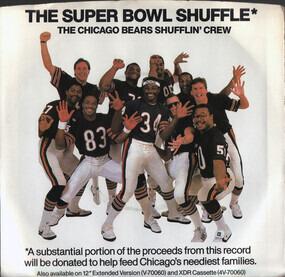 The Chicago Bears Shufflin' Crew - The Super Bowl Shuffle