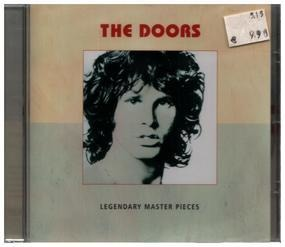 The Doors - Legendary Master Pieces