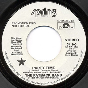 Fatback Band - Party Time