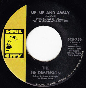 Fifth Dimension - Up-Up And Away