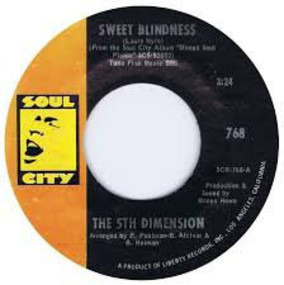 Fifth Dimension - Sweet Blindness