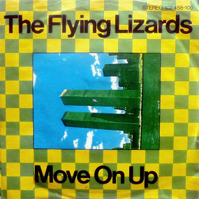 The Flying Lizards - Move On Up