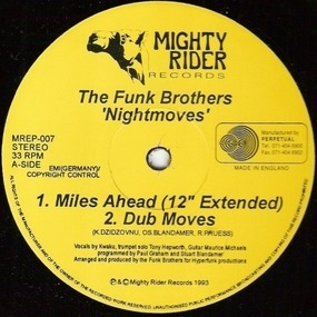 The Funk Brothers - Nightmoves
