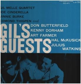 Gil Melle Quartet - Gil's Guests