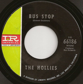 The Hollies - Bus Stop
