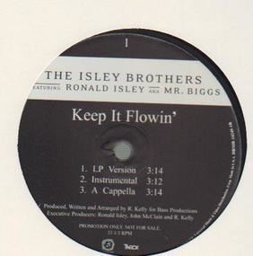 The Isley Brothers - Keep It Flowin' / Prize Possession