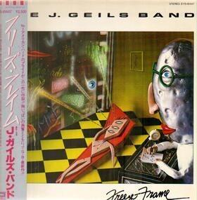 J. Geils Band - Freeze Frame