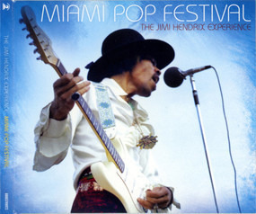 Jimi Hendrix - Miami Pop Festival