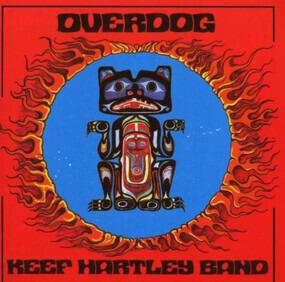 Keef Hartley Band - Overdog