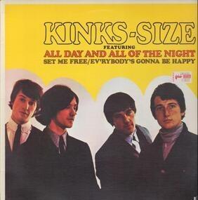 The Kinks - Kinks-Size