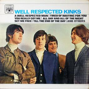 The Kinks - Well Respected Kinks
