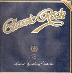 The London Symphony Orchestra - Classic Rock