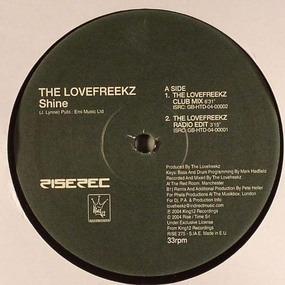 Lovefreekz - Shine