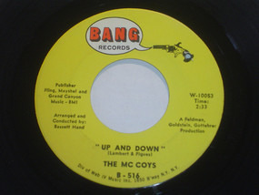The McCoys - Up And Down