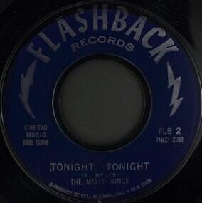 The Mello Kings - Tonight, Tonight / Thrill Me