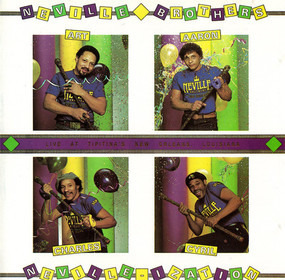 The Neville Brothers - Neville-Ization