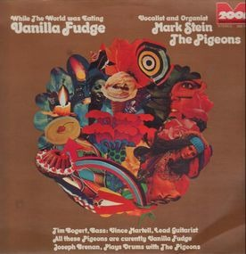 The Pigeons - While The World Was Eating Vanilla Fudge