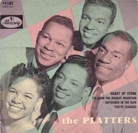 The Platters - 1 - Heart Of Stone