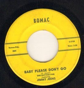 HY - Baby Please Don't Go