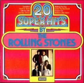 The Rolling Stones - 20 Super Hits By The Rolling Stones