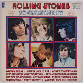 The Rolling Stones - 30 Greatest Hits