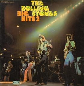 The Rolling Stones - Big Hits Vol. 2