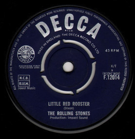 The Rolling Stones - Little Red Rooster / Off The Hook