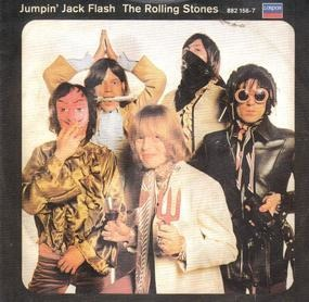 The Rolling Stones - Jumpin' Jack Flash / Child of the Moon