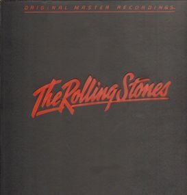 The Rolling Stones - The Rolling Stones Master Recording Box Set