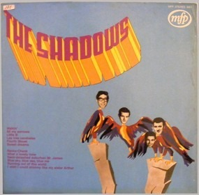 The Shadows - Walkin' With The Shadows