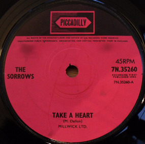 Sorrows - Take A Heart